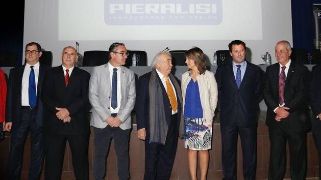 Más de 500 personas participan en el acto de celebración del 50 aniversario de Pieralisi en España