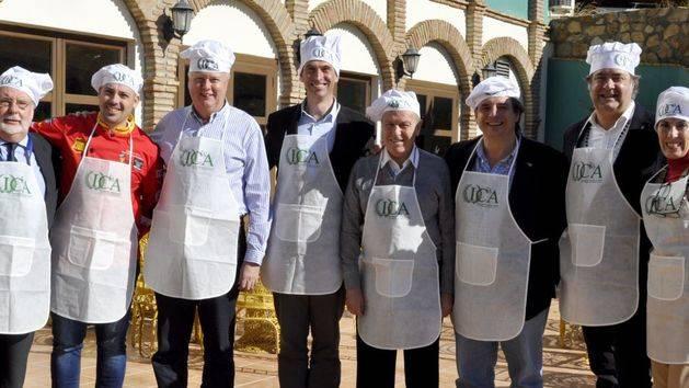 El médico José Antonio Amérigo presidirá la junta directiva de la Academia Internacional de Cocina con AOVE