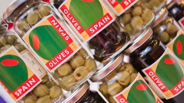 La aceituna de mesa española se promocionará en EEUU