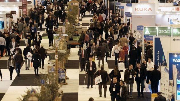 Logistics, Empack y Packaging Innovations Madrid reúnen a más de 11.500 profesionales en su última edición