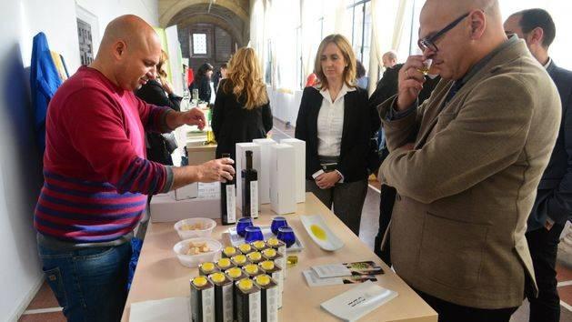 Cerca de 2.000 visitantes conocen los AOVEs de la nueva cosecha en el Hospital de Santiago de Úbeda