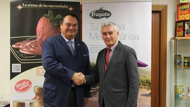 Ángel Camacho, el Ifapa y la UCO estudiarán la reutilización de agua industrial en el olivar
