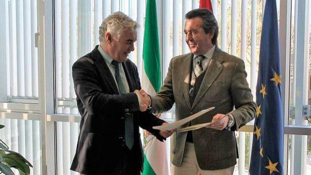 El Ifapa y el Consejo Andaluz de Colegios de Ingenieros Técnicos Agrícolas impulsarán la investigación agroalimentaria