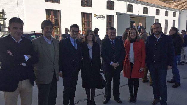 Calderería Manzano presenta su acuerdo con Flottweg