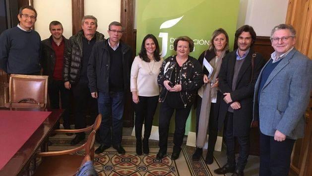 La comisión de Paisajes del Olivar recopilará los elementos culturales que respaldan su candidatura a Patrimonio Mundial