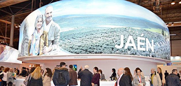 El oleoturismo y los vírgenes extra de Jaén protagonizan la jornada del viernes en Fitur