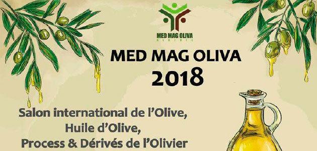 Med Mag Oliva 2018: una oportunidad para que las empresas oleícolas españolas participen agrupadas
