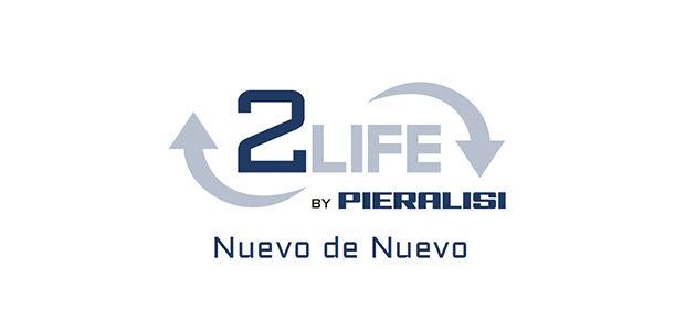 2Life, la nueva línea de Pieralisi para comercializar maquinaria reacondicionada