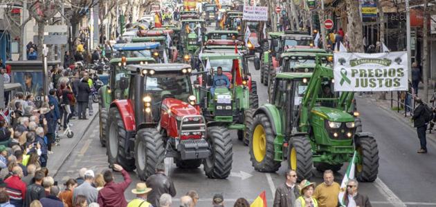 Reivindicación y negociación: continúa el trabajo y las movilizaciones de los agricultores