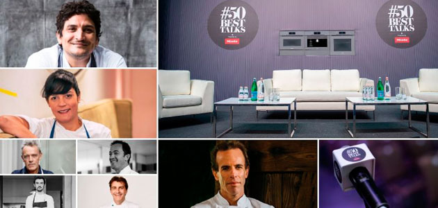 Los AOVEs 'Jaén Selección' difundirán sus bondades entre los mejores cocineros en el encuentro 50 Best de París