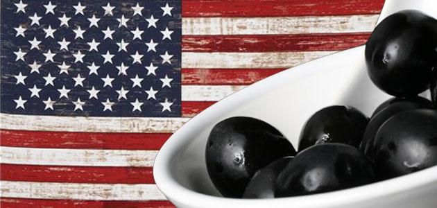 EEUU aumenta un 60% los aranceles contra la aceituna negra