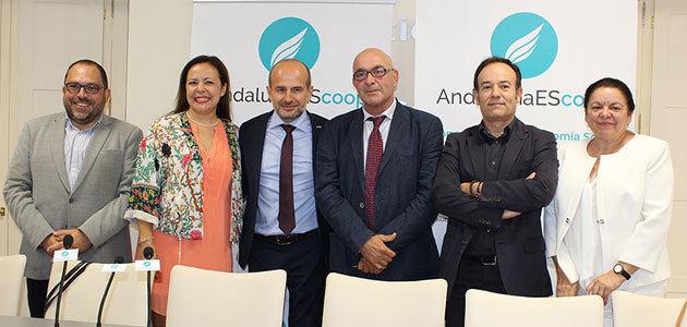 Nace AndalucíaEScoop, confederación empresarial del sector cooperativo