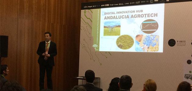 Nace 'Andalucía Agrotech' para la implantación de nuevas tecnologías en el sector agroalimentario