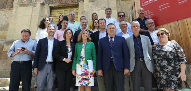 AEMO reivindica el liderazgo del sector oleícola español
