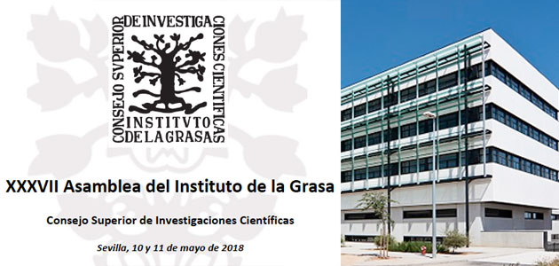 El Instituto de la Grasa mostrará los últimos avances en materia de semillas oleaginosas, Xylella fastidiosa, contaminantes y aceite de orujo