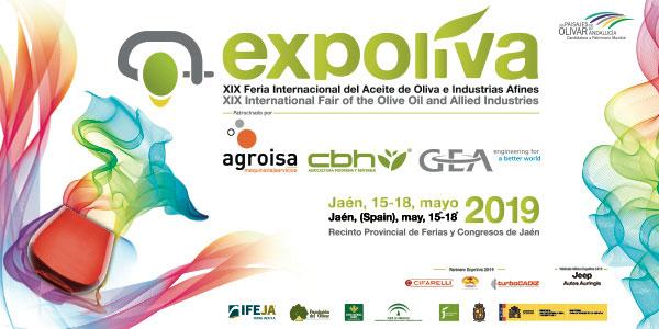 Expoliva 2019 mostrará al mundo las últimas novedades del mundo del olivar