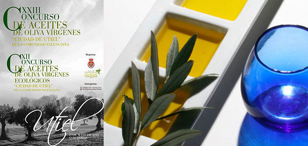 Convocada una nueva edición del Concurso de Aceites de Oliva Vírgenes Ciudad de Utiel