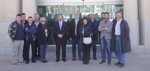 La Comisión Europea revisa la aplicación del protocolo de contención de la Xylella en Baleares