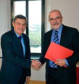 El Colegio de Economistas de Cataluña y el IRTA impulsarán la actividad empresarial en el sector agroalimentario