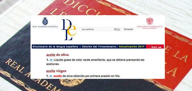 La Diputación de Jaén apoya pedir a la RAE cambiar las definiciones de los aceites de oliva