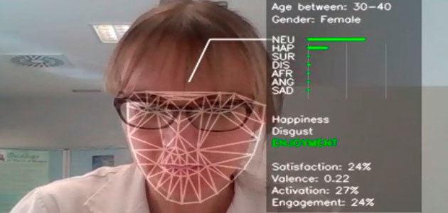 Creado el primer método de reconocimiento facial de emociones para la clasificación de AOVs