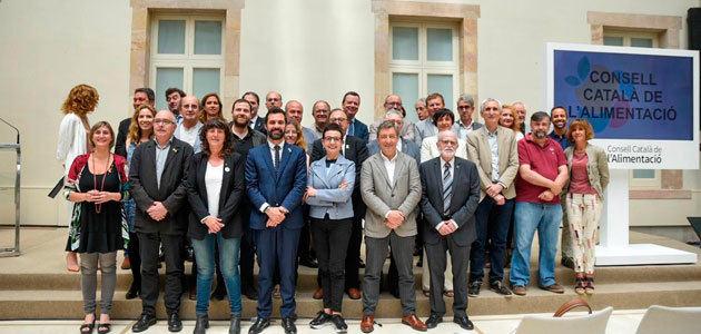 El Consejo Catalán de la Alimentación comienza a trabajar para alcanzar la excelencia alimentaria en Cataluña