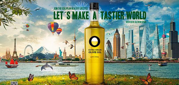 """""""Olive Oil World Tour"""" promocionará el consumo de aceite de oliva por todo el mundo"""