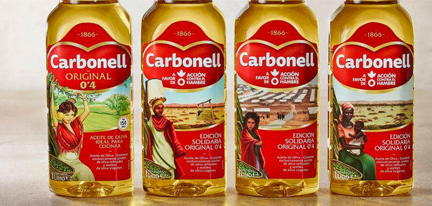 Carbonell se une al marketing con causa