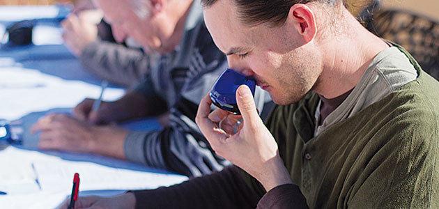 Madrid acogerá un curso internacional para jefes de paneles de catadores