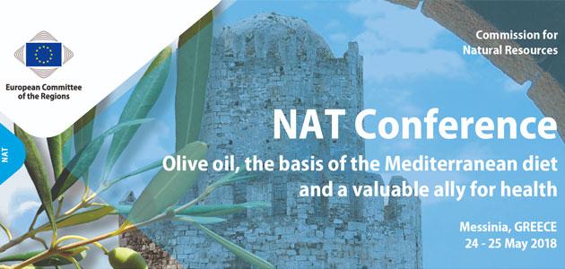 El fomento del consumo de aceite de oliva centra la reunión del Comité Europeo de las Regiones