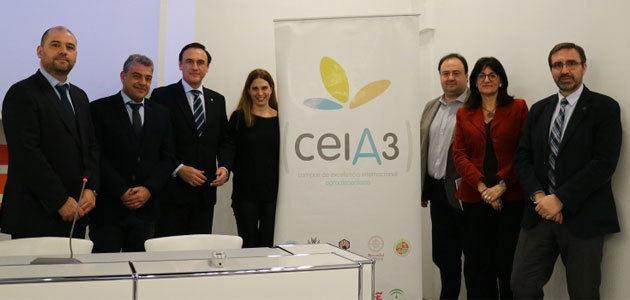 Bioeconomía, digitalización y 'big data', estrategias del ceiA3 para 2018