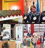 Las marcas españolas de AOVE acumulan premios