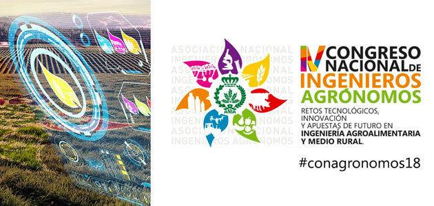 El IV Congreso Nacional de Agrónomos tendrá lugar en octubre en Córdoba