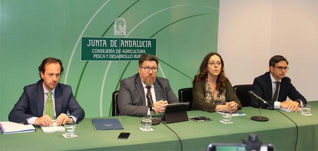 Llamamientos a la calma tras el primer caso de Xylella fastidiosa en Andalucía
