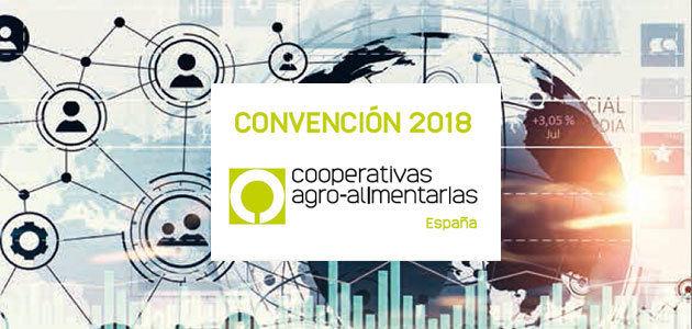La Convención de Cooperativas Agro-alimentarias analizará las tendencias en producción, industria, comercialización y consumo