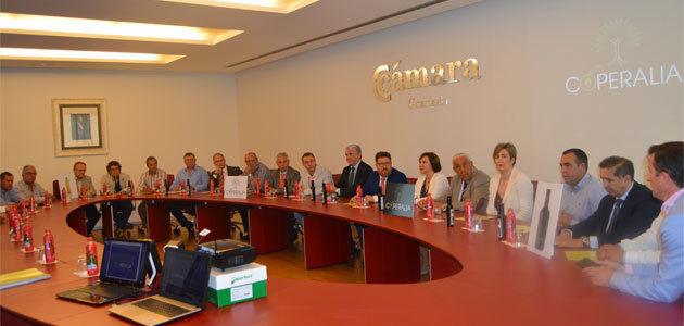 El grupo de cooperativas oleícolas Coperalia nace con el reconocimiento institucional