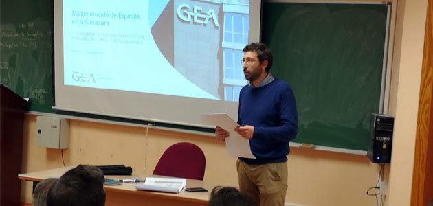 GEA y la Universidad de Jaén clausuran el III Curso de formación de elaboración en aceite de oliva