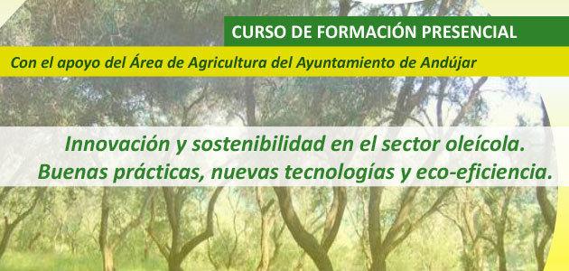 Formación gratuita para constituir empresas oleícolas más sostenibles e innovadoras