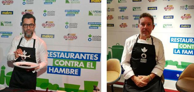 Arranca Restaurantes contra el Hambre, el reto solidario contra la desnutrición infantil