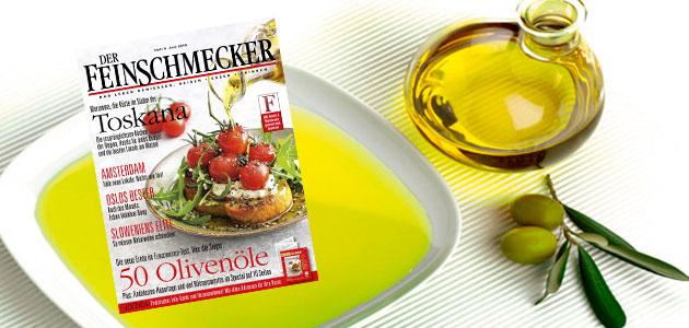 Risultati immagini per der feinschmecker oil