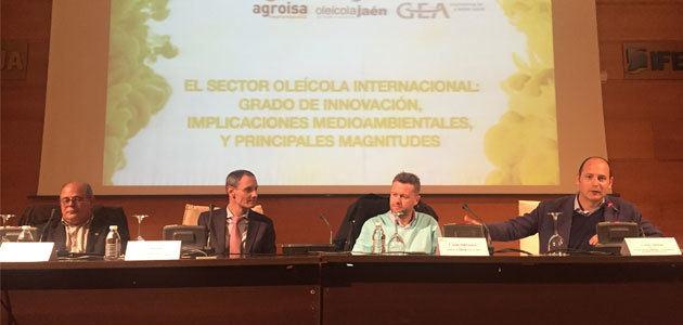 Comienzan los Diálogos Expoliva 2019 con la olivicultura mundial, la innovación y los precios como ejes principales