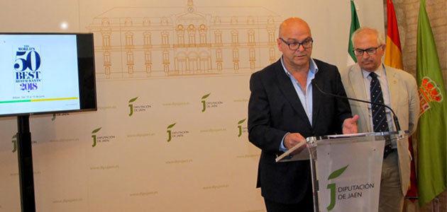 Los aceites Jaén Selección estrenarán nueva marca en la gala World's 50 Best Restaurants