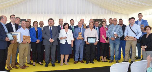 Las DOP andaluzas ensalzan sus mejores AOVEs con la entrega de sus premios