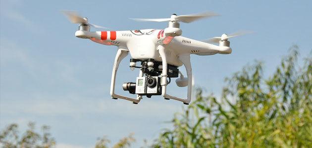 Los drones sobrevolarán los olivares andaluces para ahondar en la agricultura de precisión