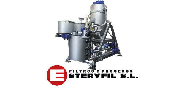 Esteryfil presenta la primera generación de filtros totalmente automáticos y libres de ftalatos