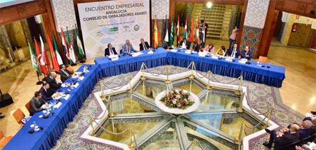 El comercio entre Andalucía y los países árabes crece un 30% en una década