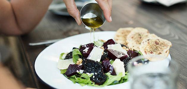 La Dieta Mediterránea favorece la masa muscular de mujeres diabéticas