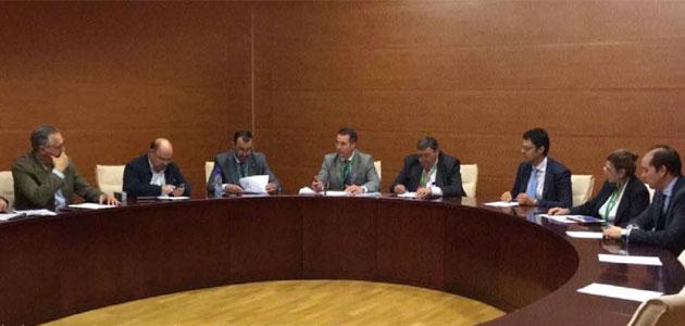 El sector orujero europeo celebra su unión en el tercer encuentro de Eurolivepomace