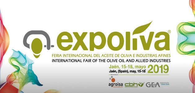 Expoliva 2019 ya cuenta con el 80% de espacio reservado
