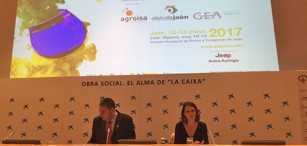 Expoliva presenta en Madrid su edición más internacional, que contará con los 57 países productores de aceite de oliva